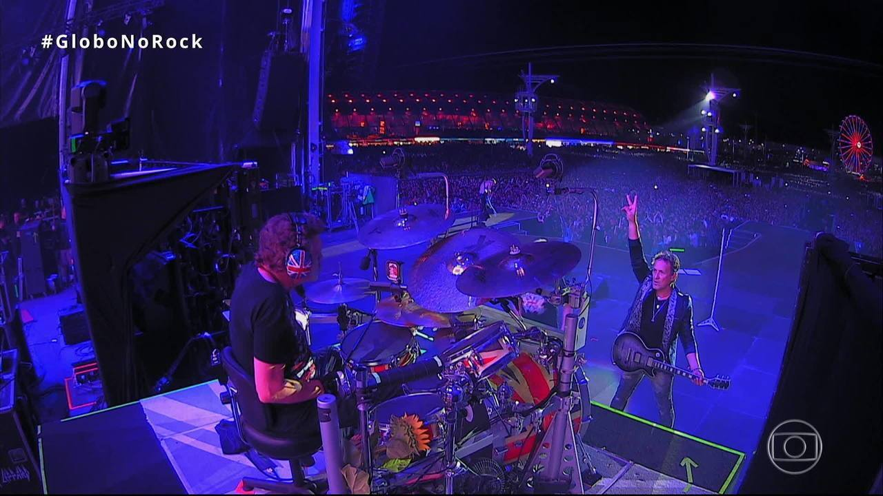 Def Leppard canta 'Let It Go' no Rock in Rio