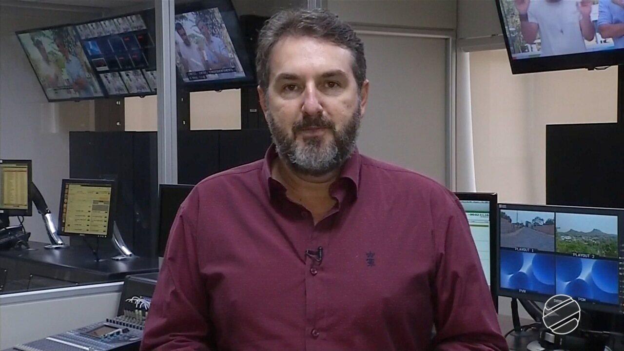 Ulisses Serotini, diretor de comunicação corporativa, fala sobre nova marca da TV Morena