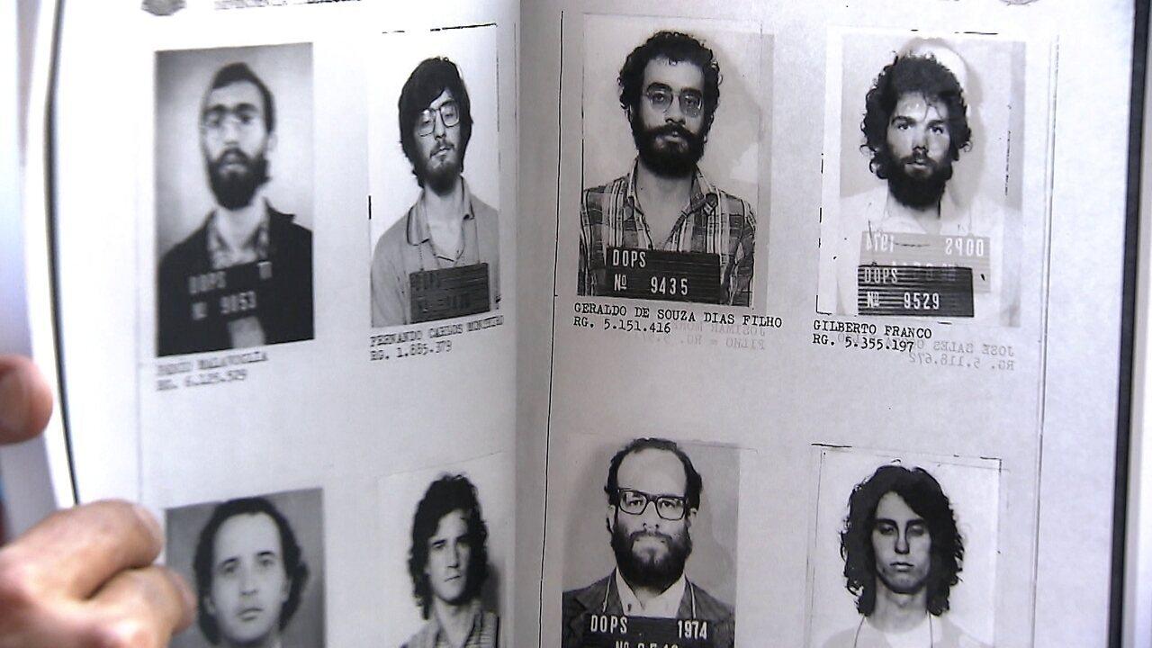 PUC faz homenagem a estudantes mortos pela ditadura militar