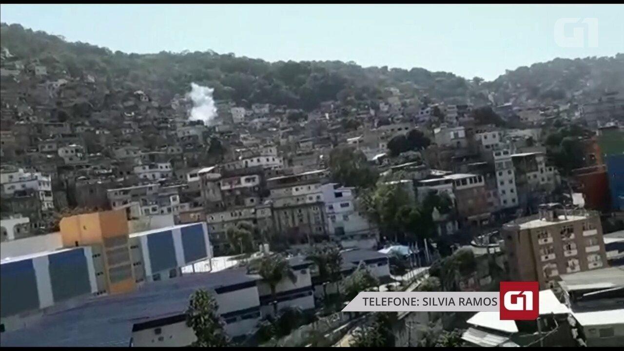 Silvia Ramos, cientista social, comenta os aspectos que envolvem a crise e a operação na Rocinha