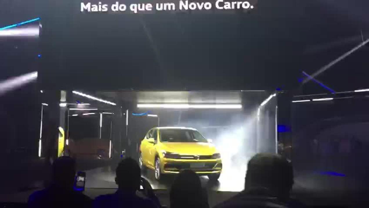 Volkswagen lança o novo Polo no Brasil