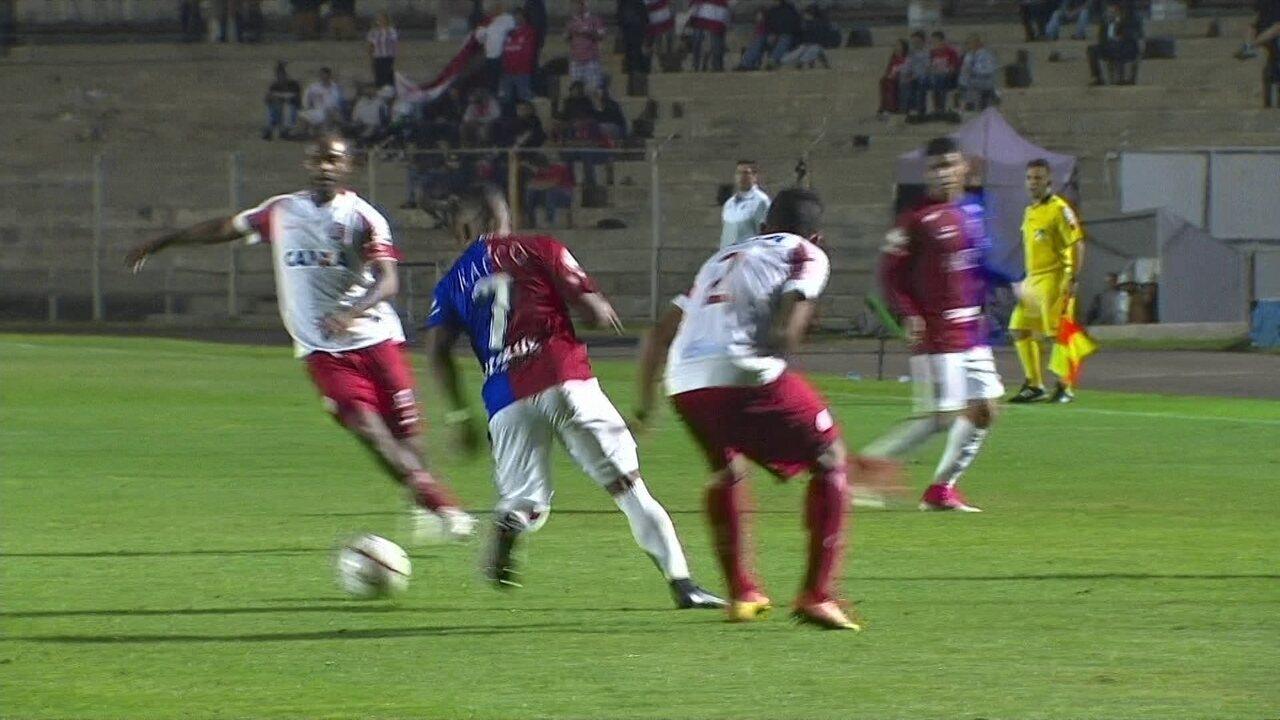 Melhores momentos de Paraná 3 x 0 Náutico pela 26ª rodada da Série B
