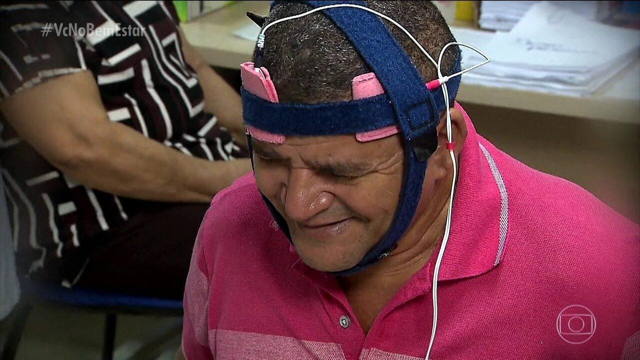 Neuroestimulação ajuda na qualidade de vida de pacientes com Alzheimer