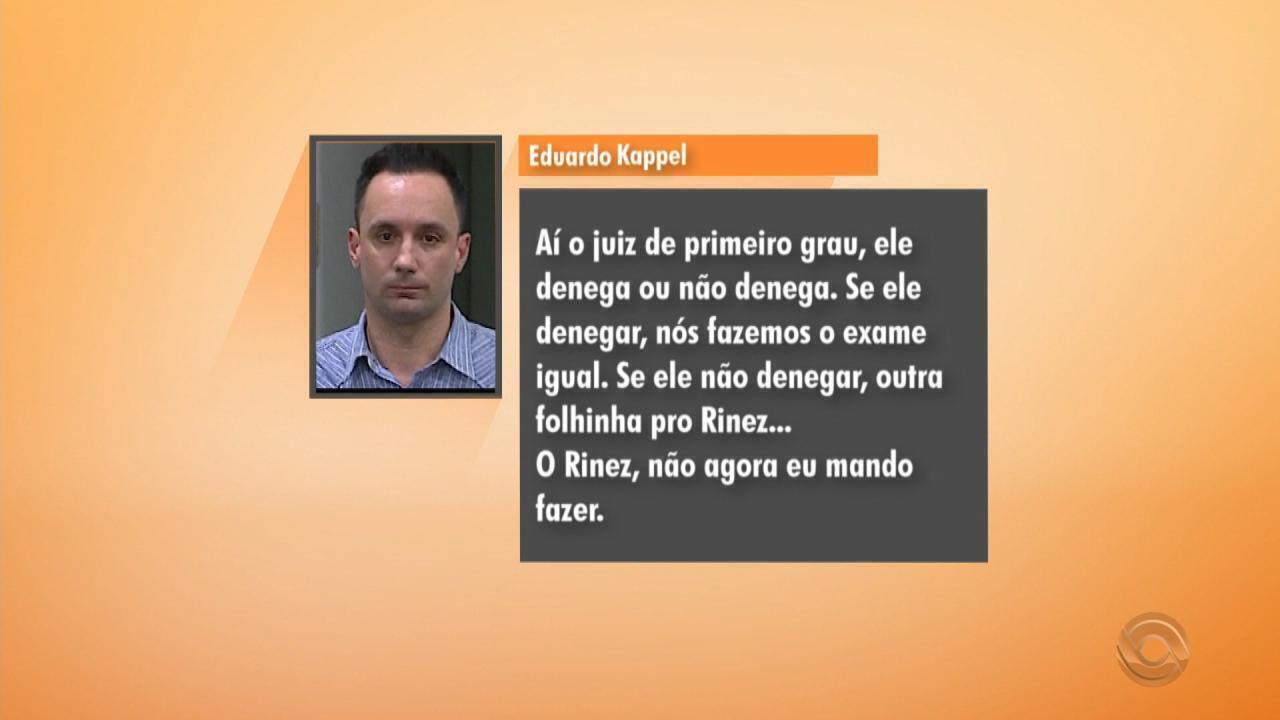 Advogado, que também é vereador em Venâncio Aires, é suspeito de vender sentença judicial