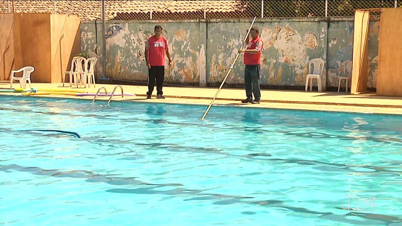 Veja como manter a manutenção da piscina