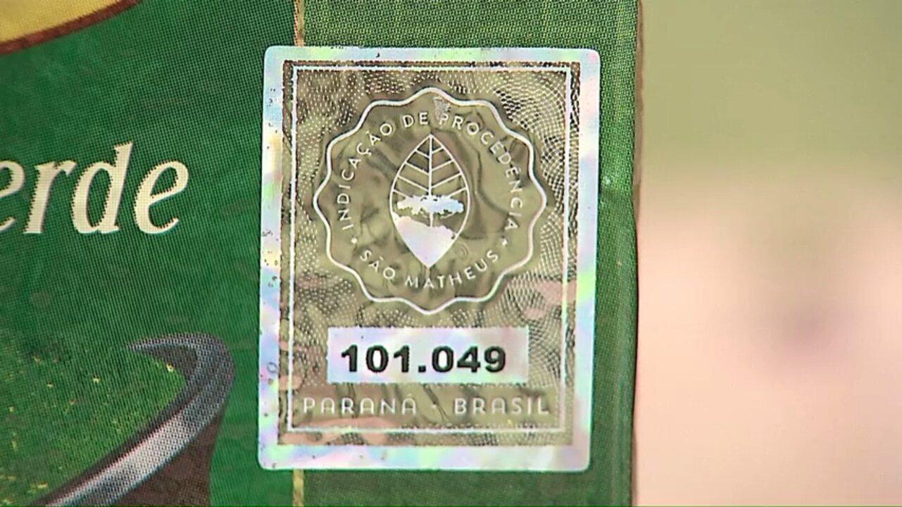 Erva-mate com selo de qualidade e garantia de um saboroso chimarrão