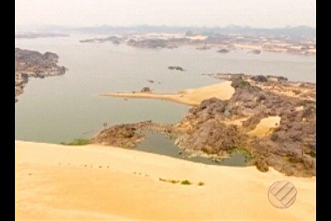 Há quase 10 anos projeto para tornar rio Tocantins navegável caminha a passos lentos