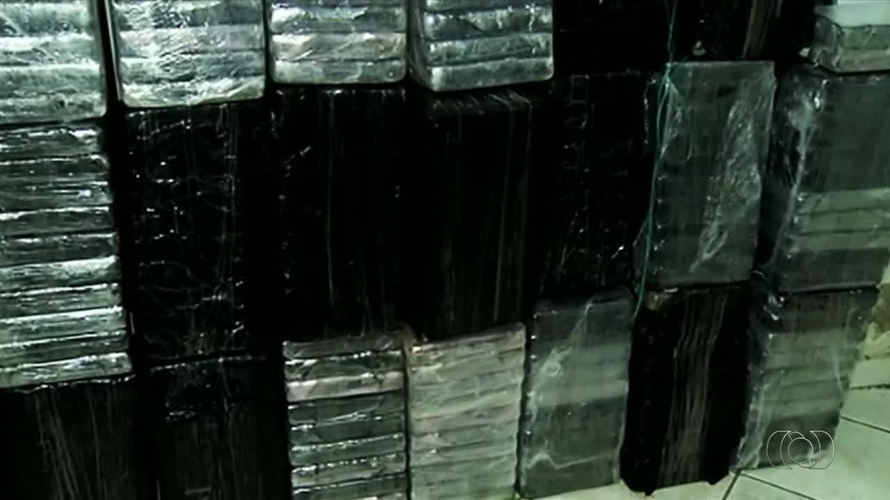 Suspeito de alugar fazenda onde foram encontrados 318 kg de cocaína é preso em Gurupi