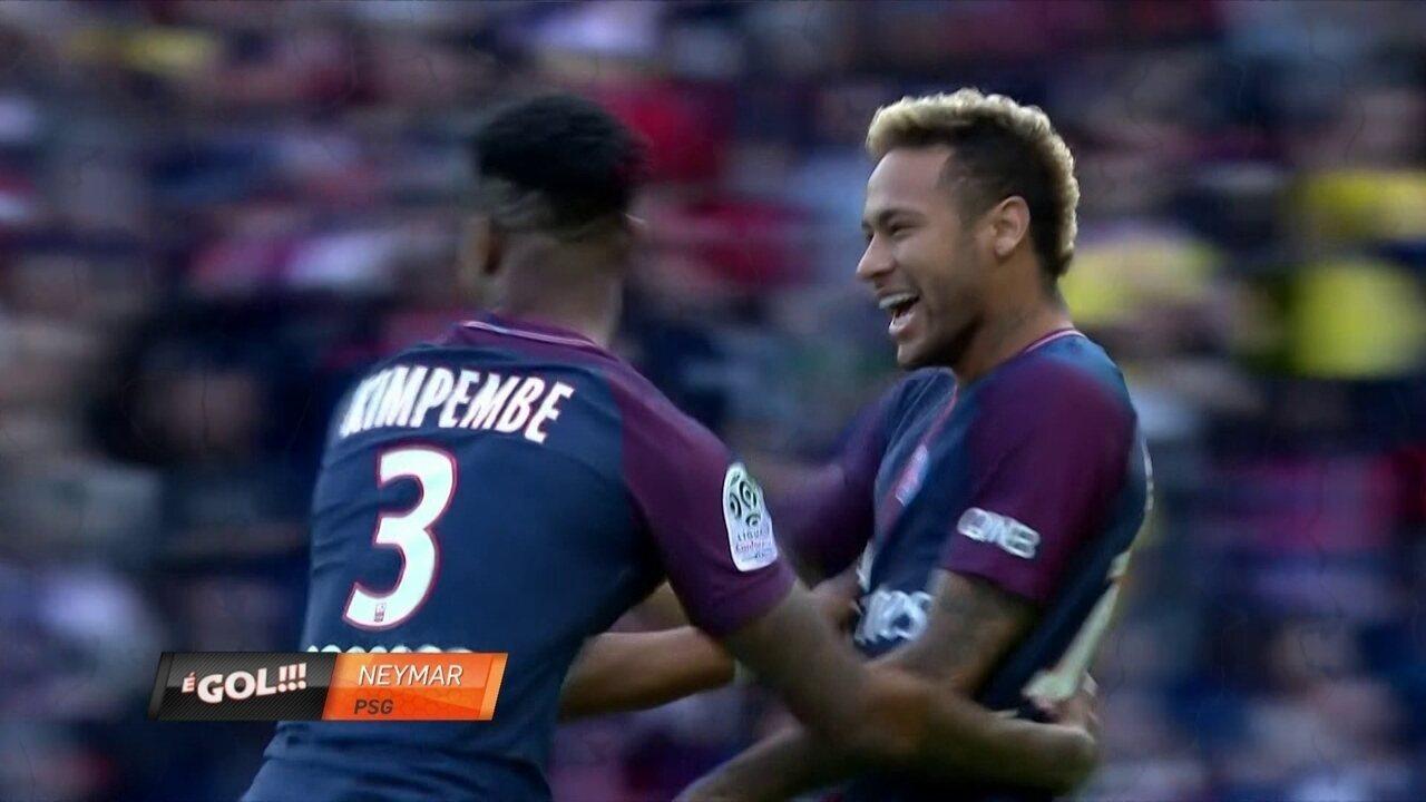 Neymar, Jonas, Coutinho, Kagawa e Draxler disputam a pintura internacional