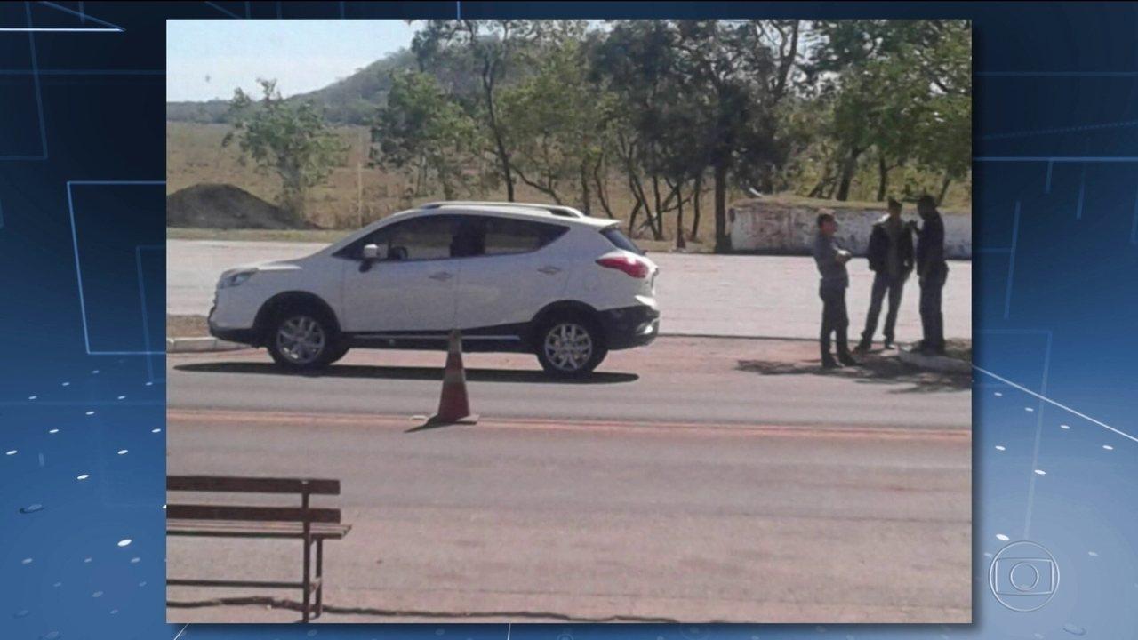 Cesare Battisti é detido na fronteira do Brasil com a Bolívia