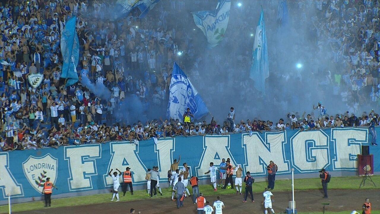 Melhores Momentos: Londrina (4) 0 x 0 (2) Atlético-MG pela final da Copa da Primeira Liga