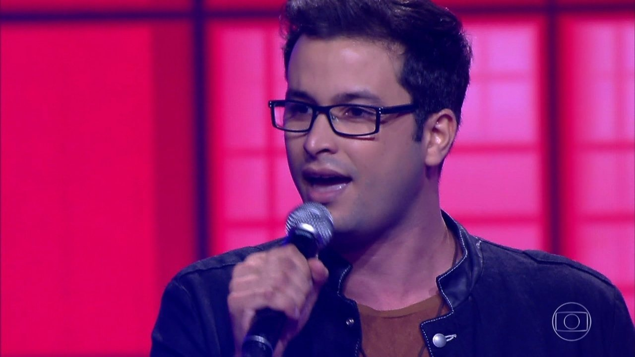 Cantor gospel encanta técnicos do The Voice Brasil