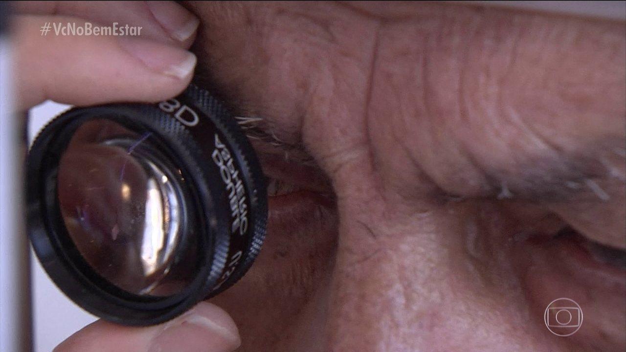Tenda dos olhos tem uma das maiores demandas no Distrito Federal
