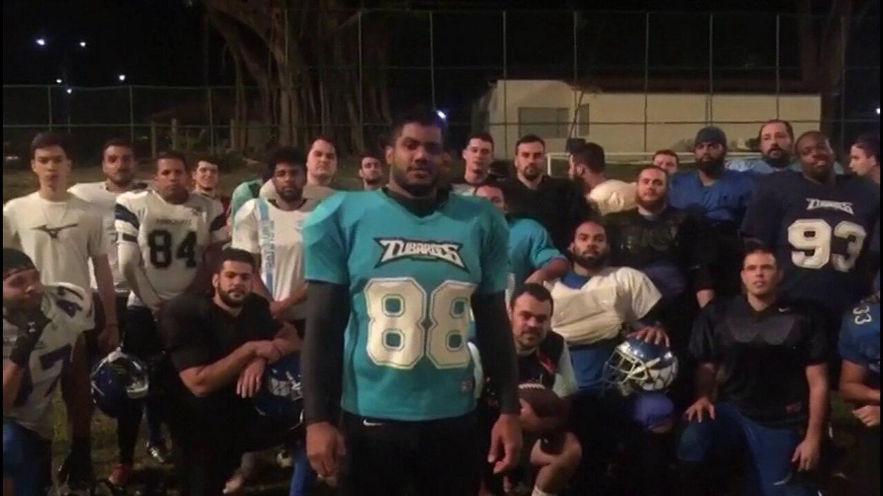 Tubarões do Cerrado convocam a torcida para os playoffs no Bezerrão