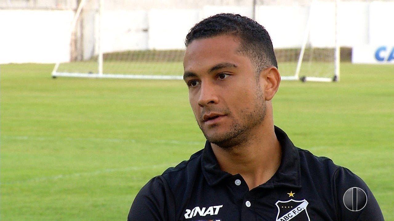Capitão do ABC fala sobre expectativas do clube na Série B; time joga nesta sexta (6)