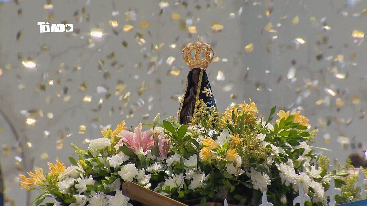 Reveja: Mário conhece 'Santa Montanha' e bate-papo com 'Irmãs Carmelitas'