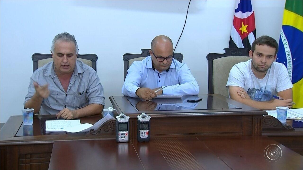 Comissão Processante aprova relatório que pede cassação do prefeito de Agudos