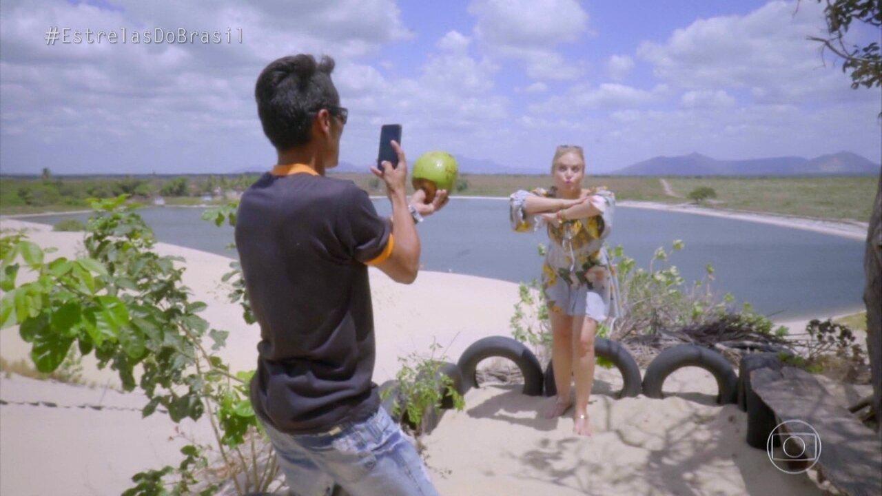 Sérgio do Coco faz fotos incríveis nas dunas cearenses