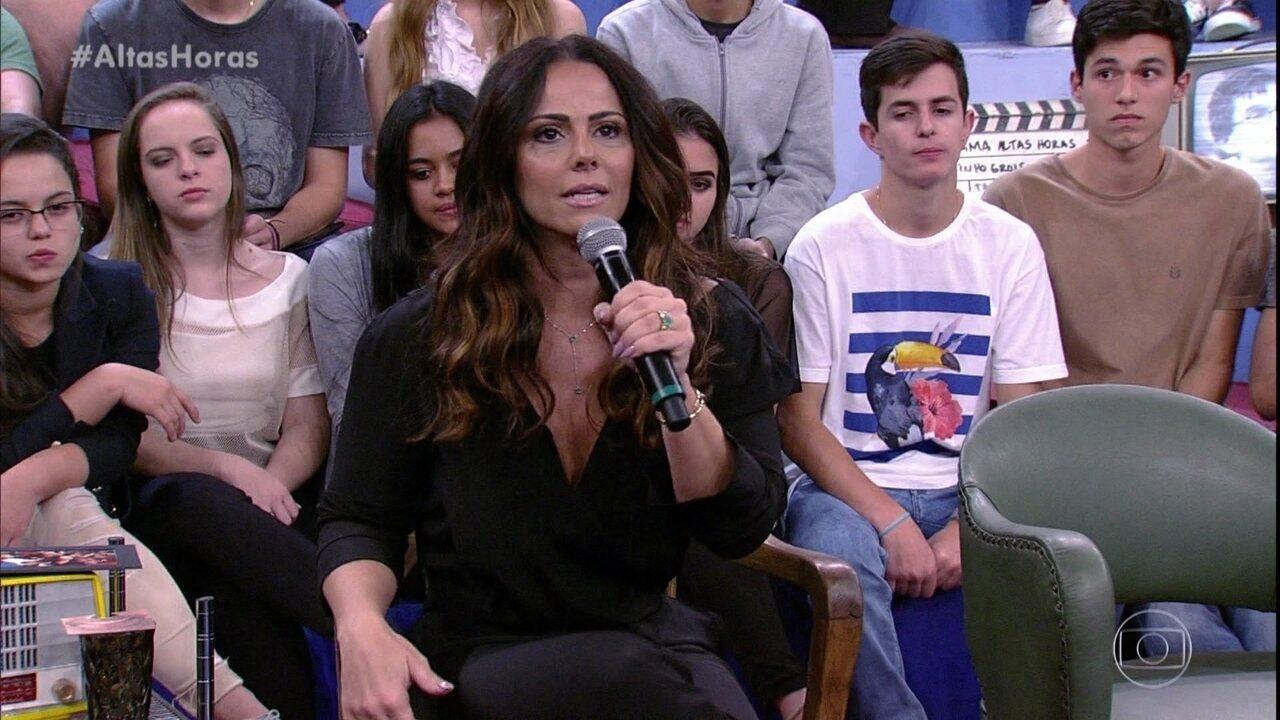 Viviane Araújo responde se mudaria algo em seu passado