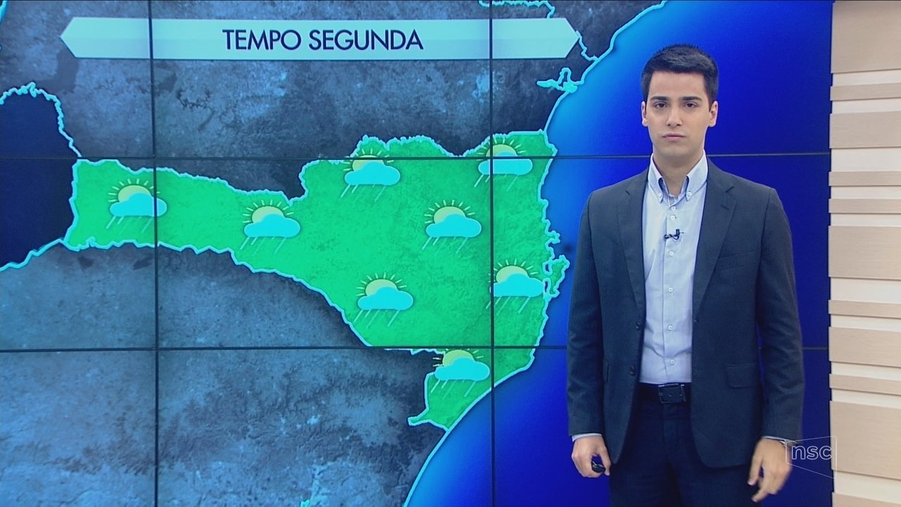 Quarta-feira de tempo carregado e chuva no Rio Grande do Sul