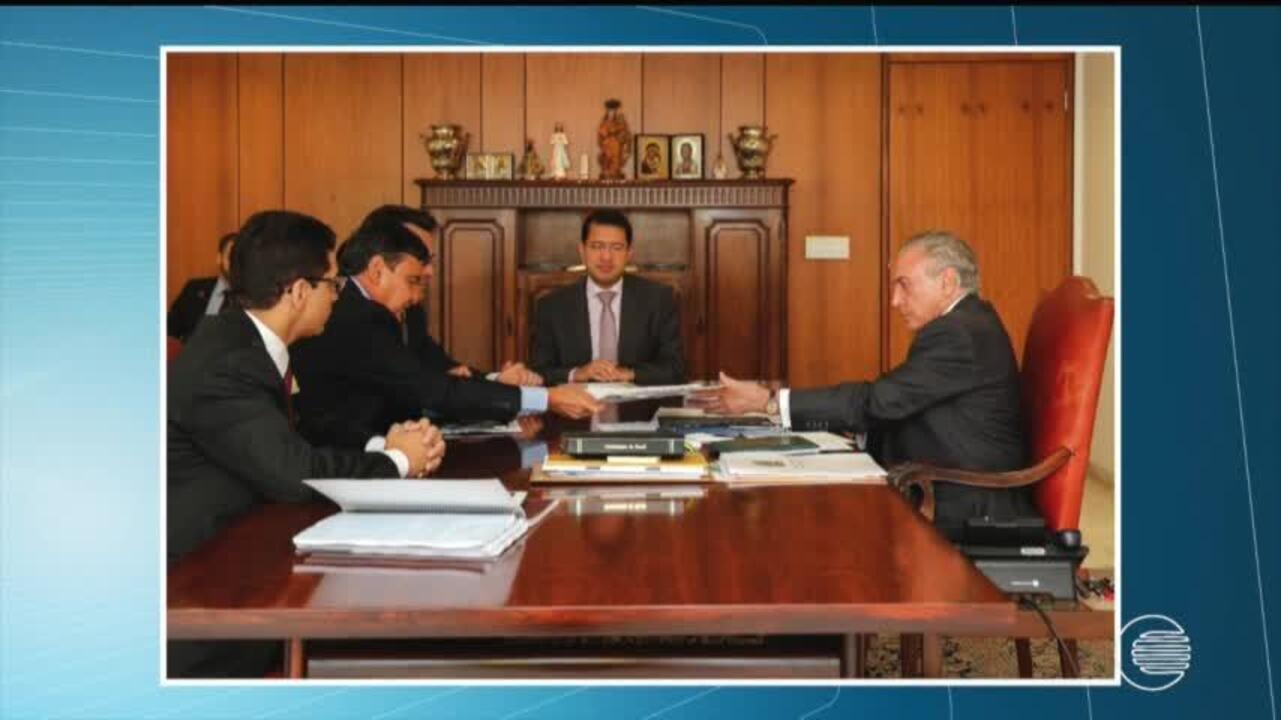 Presidente Michel Temer autoriza intervenção federal no sistema prisional do Piauí