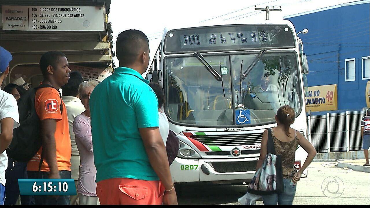 Justiça determina que Prefeitura de João Pessoa reajuste passagem de ônibus