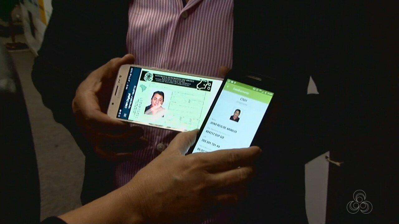 CNH será o primeiro documento 100% digital do brasileiro