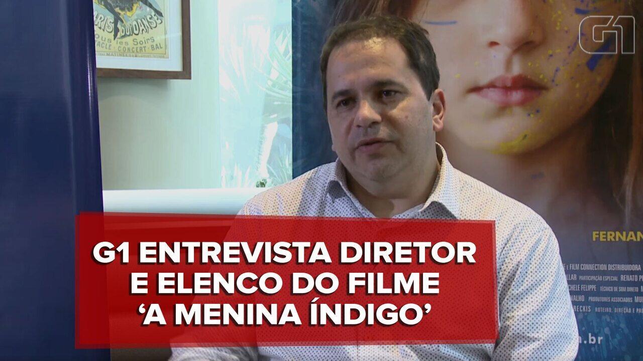 Elenco e diretor de 'A menina índigo' falam sobre o filme