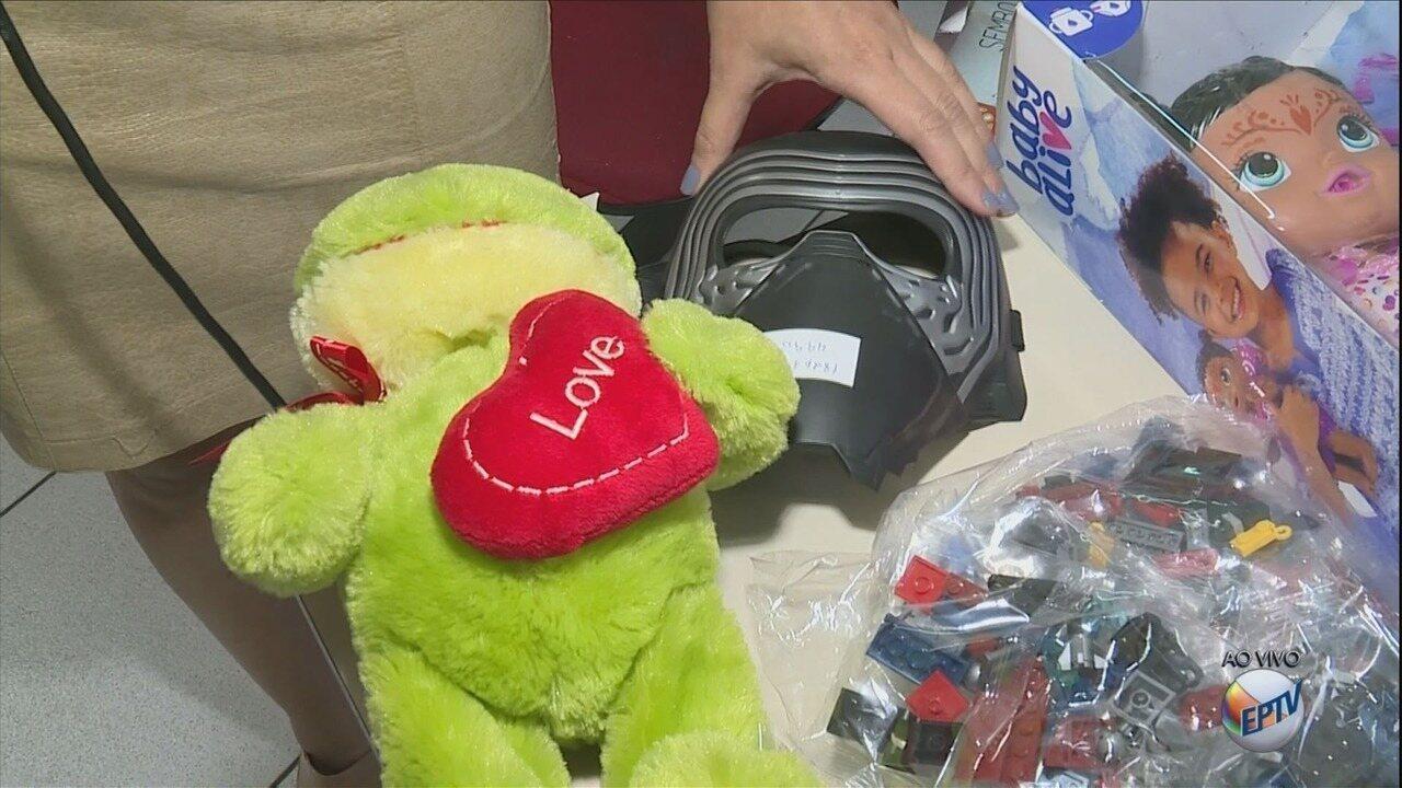 Fiscalização combate venda de brinquedos falsos no Sul de Minas