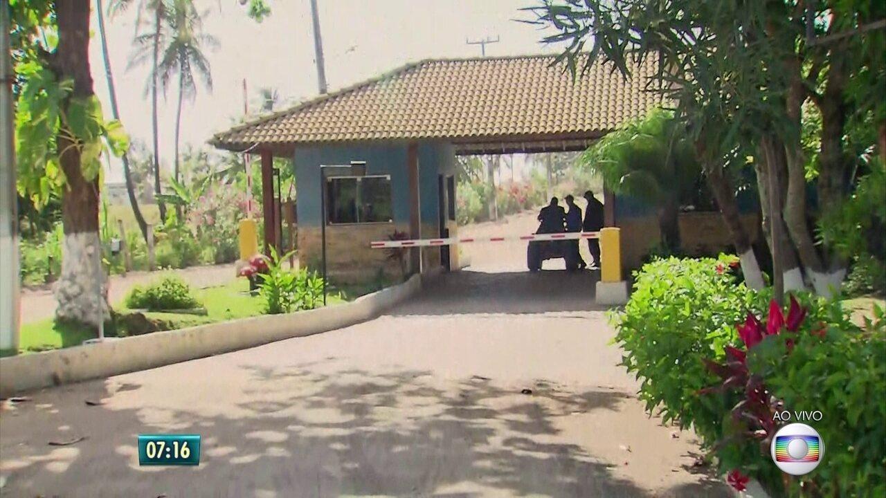 Homem mata namorada e sogro, baleia sogra e se suicida no Litoral Sul de Pernambuco