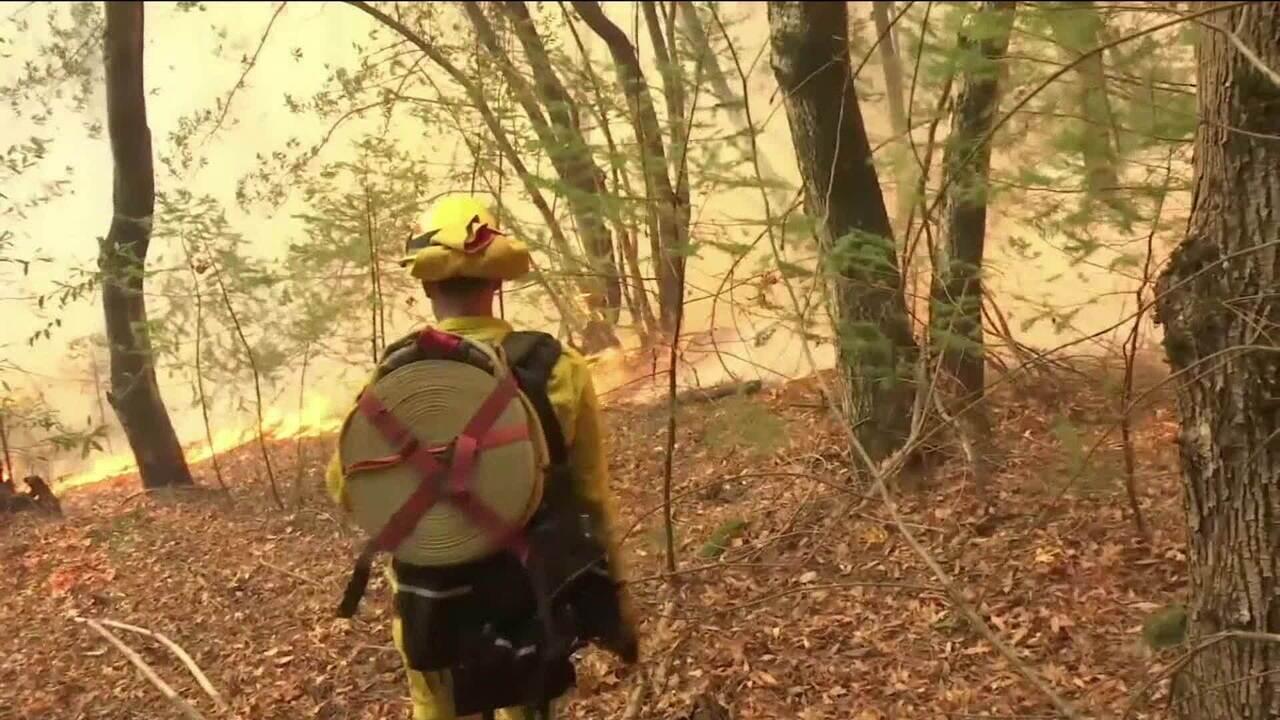 Sobe para 31 o número de mortos nos incêndios florestais na Califórnia