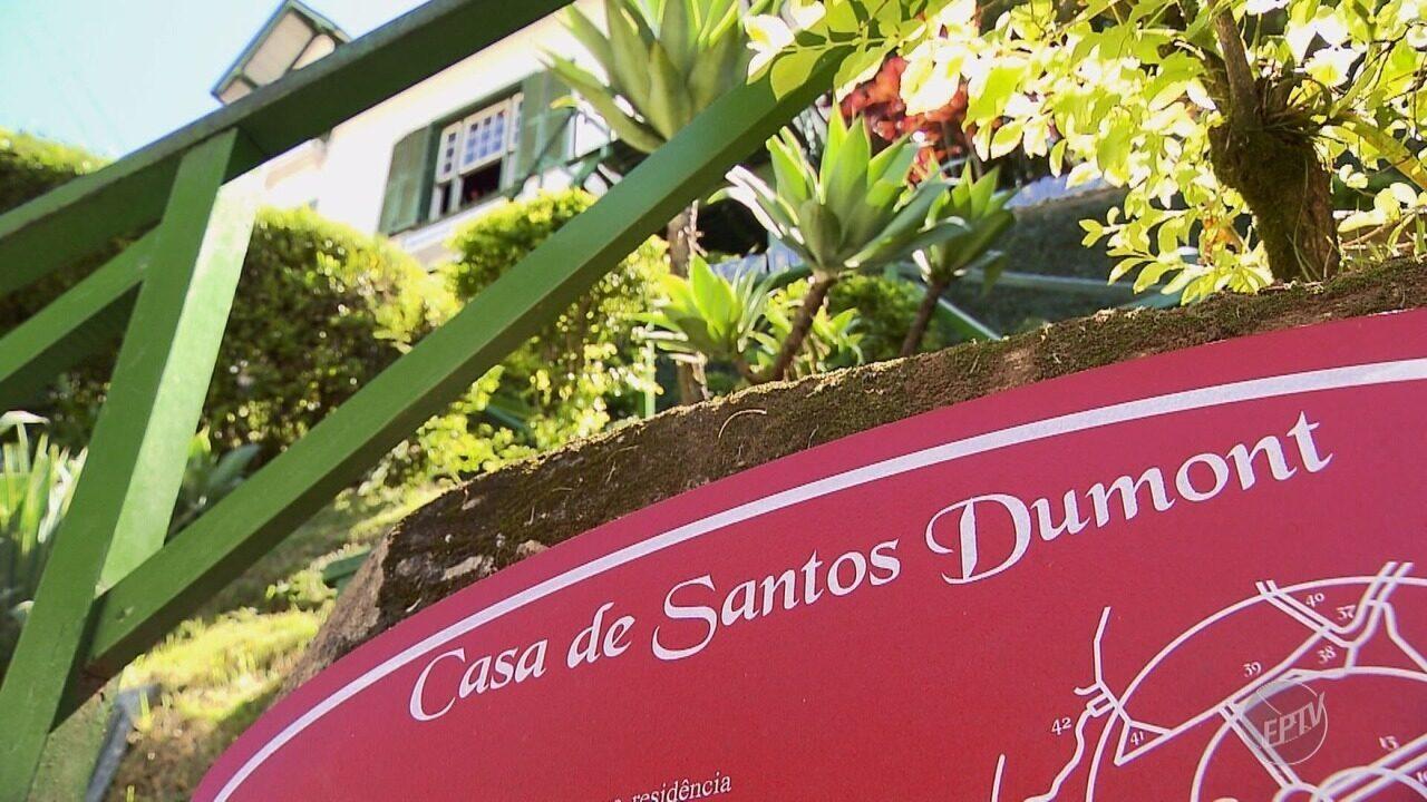 Santô: as invenções e a vida de Santos Dumont - Bloco 3