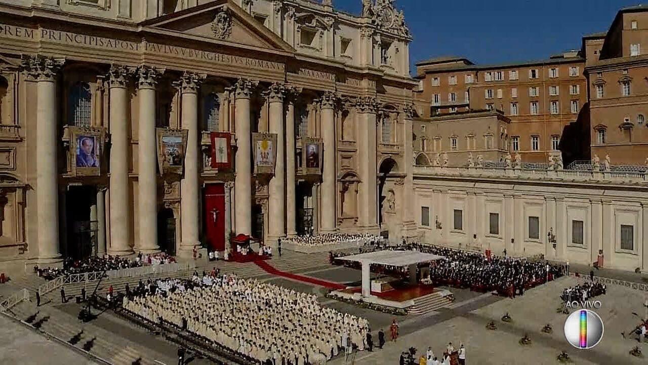 Confira os melhores momentos da canonização dos Mártires de Cunhaú e Uruaçu no Vaticano