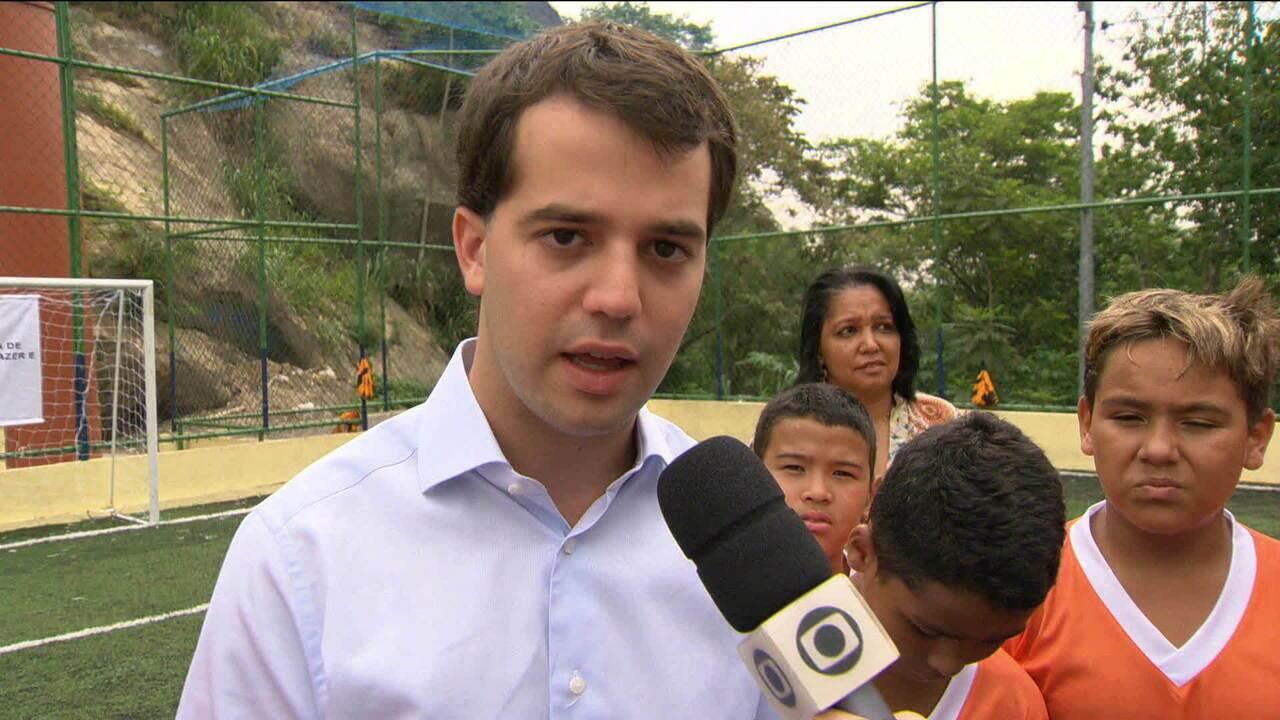 MPF entra com ação contra Marco Antônio Cabral por visitas irregulares a Sérgio Cabral