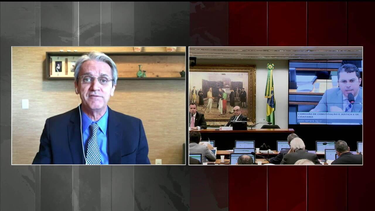 Governo não descarta novas trocas de última hora na CCJ da Câmara