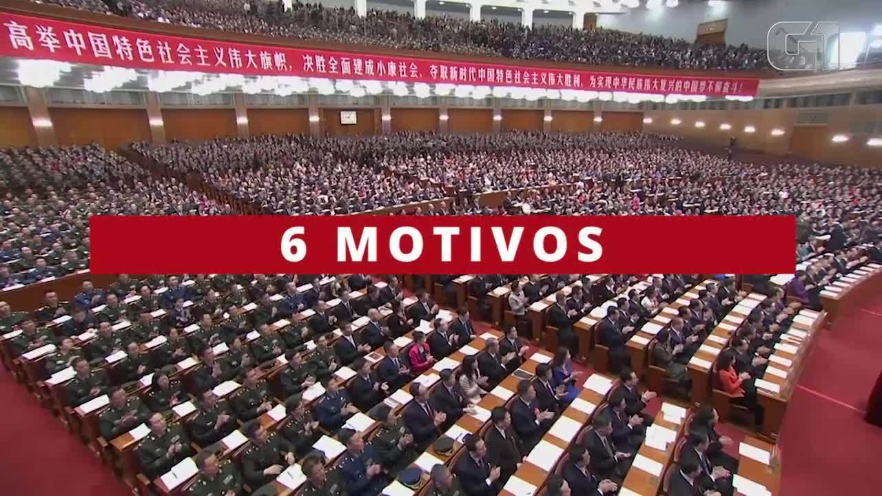 Congresso do Partido Comunista Chinês tem importância mundial