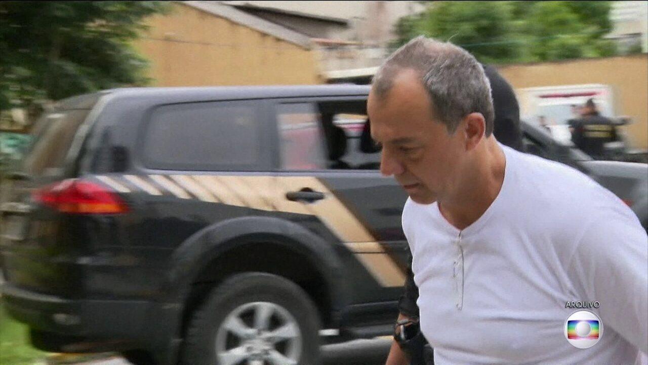 Sérgio Cabral é condenado a 13 anos de prisão pelo crime de lavagem de dinheiro