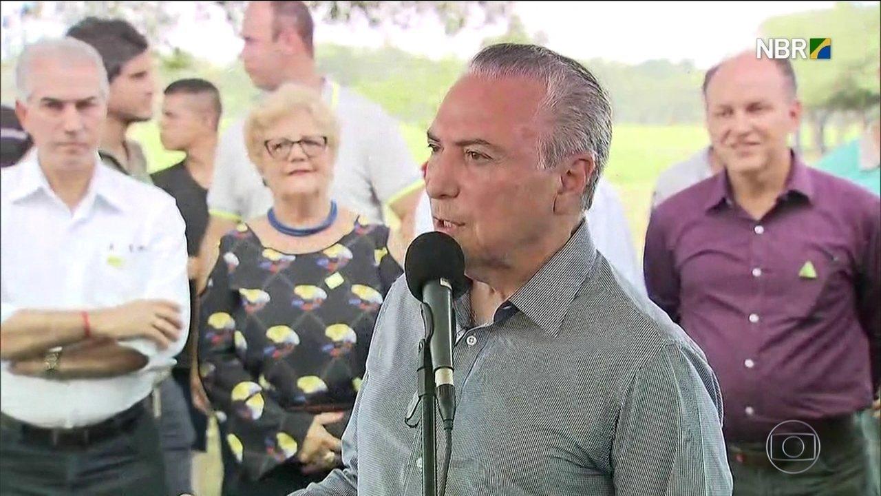 Presidente Temer dá desconto de até 60% em multas por crimes ambientais