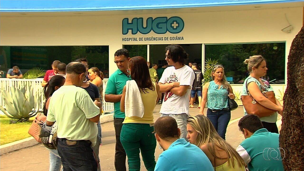 Avó de aluna baleada por colega em escola de Goiânia comemora recuperação: 'Alívio'
