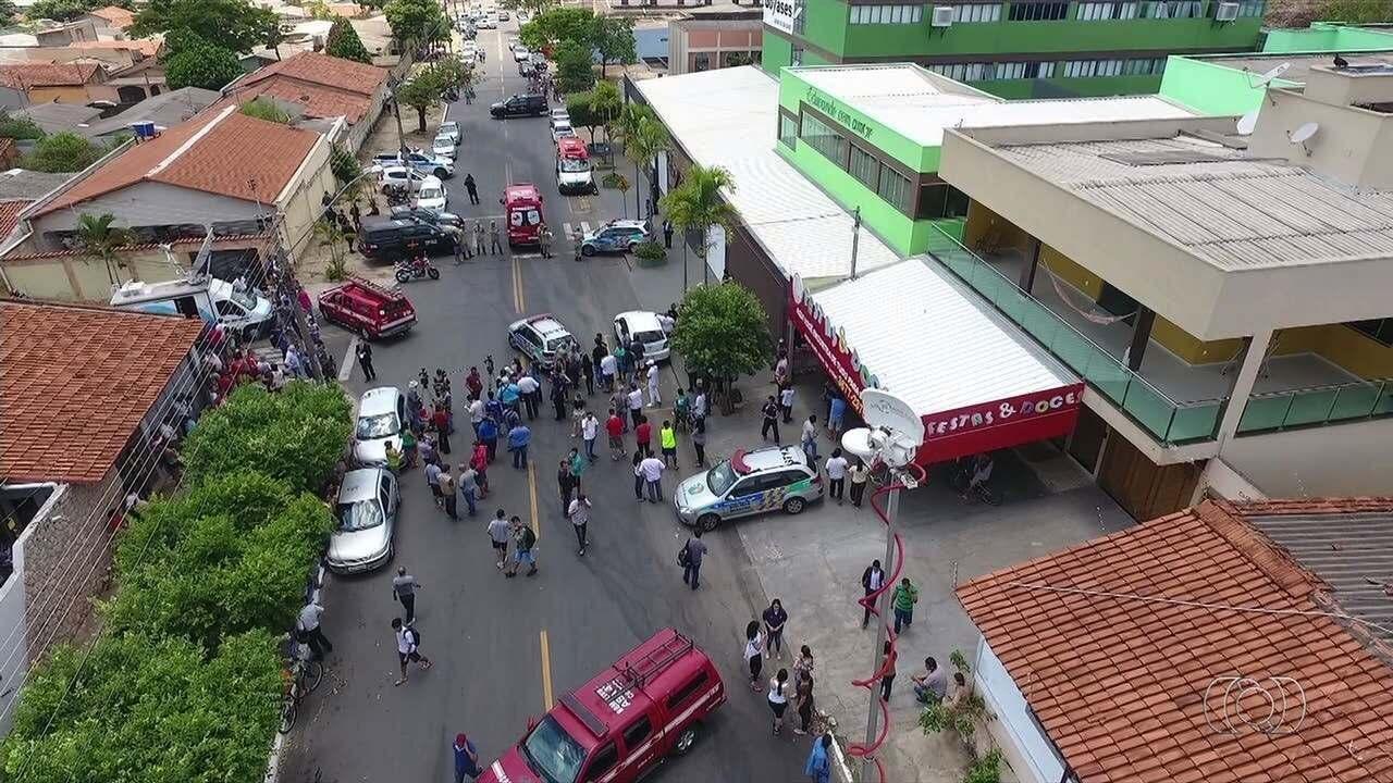Veja resumo do caso do aluno que atirou contra colegas em escola de Goiânia