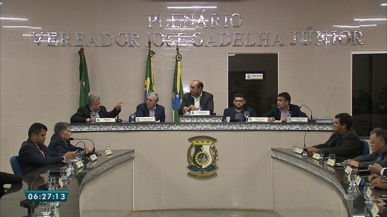 Resultado de imagem para Câmara de Maranguape, no Ceará, decide pelo afastamento de vereador que usou carro público para turismo