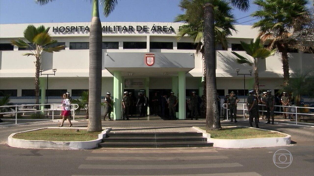 Presidente Michel Temer passa a manhã em repouso por recomendação médica