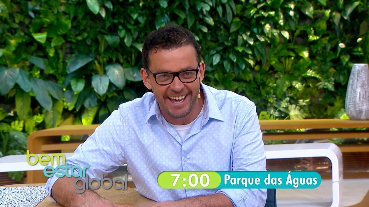 Bem Estar Global em Cuiabá, dia 27. Fernando Rocha