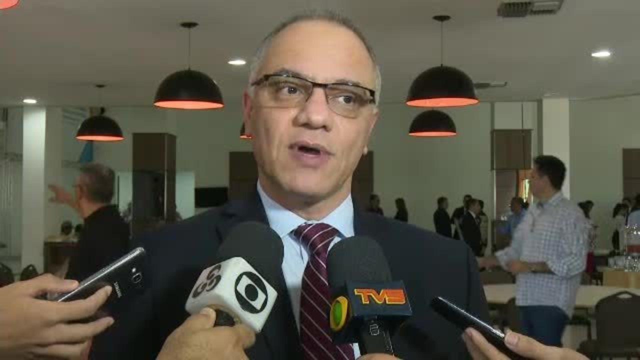Vice-governadora participa de Encontro de Governadores pela Segurança