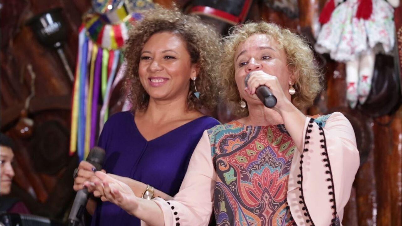 'Levando um Som' com Sandra Belê e Amorosa