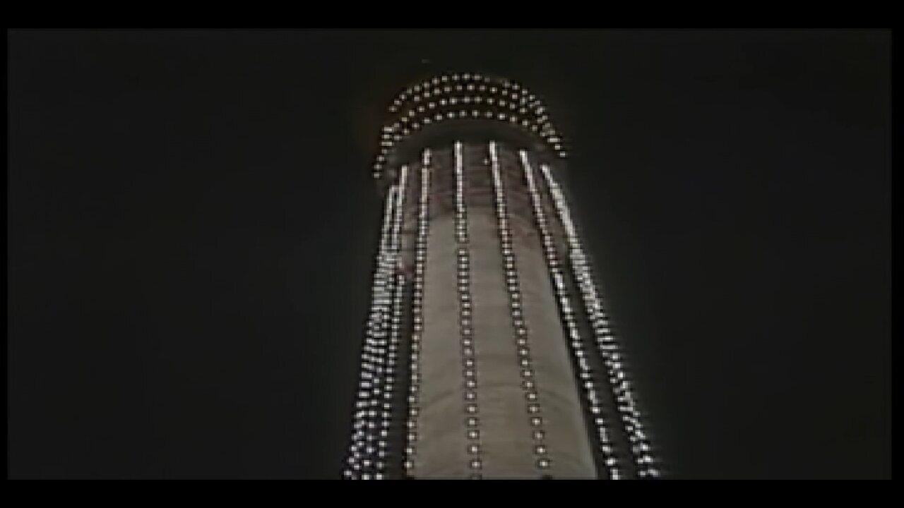 Memória RPC | 1991 | Inauguração da torre da Telepar, em Curitiba
