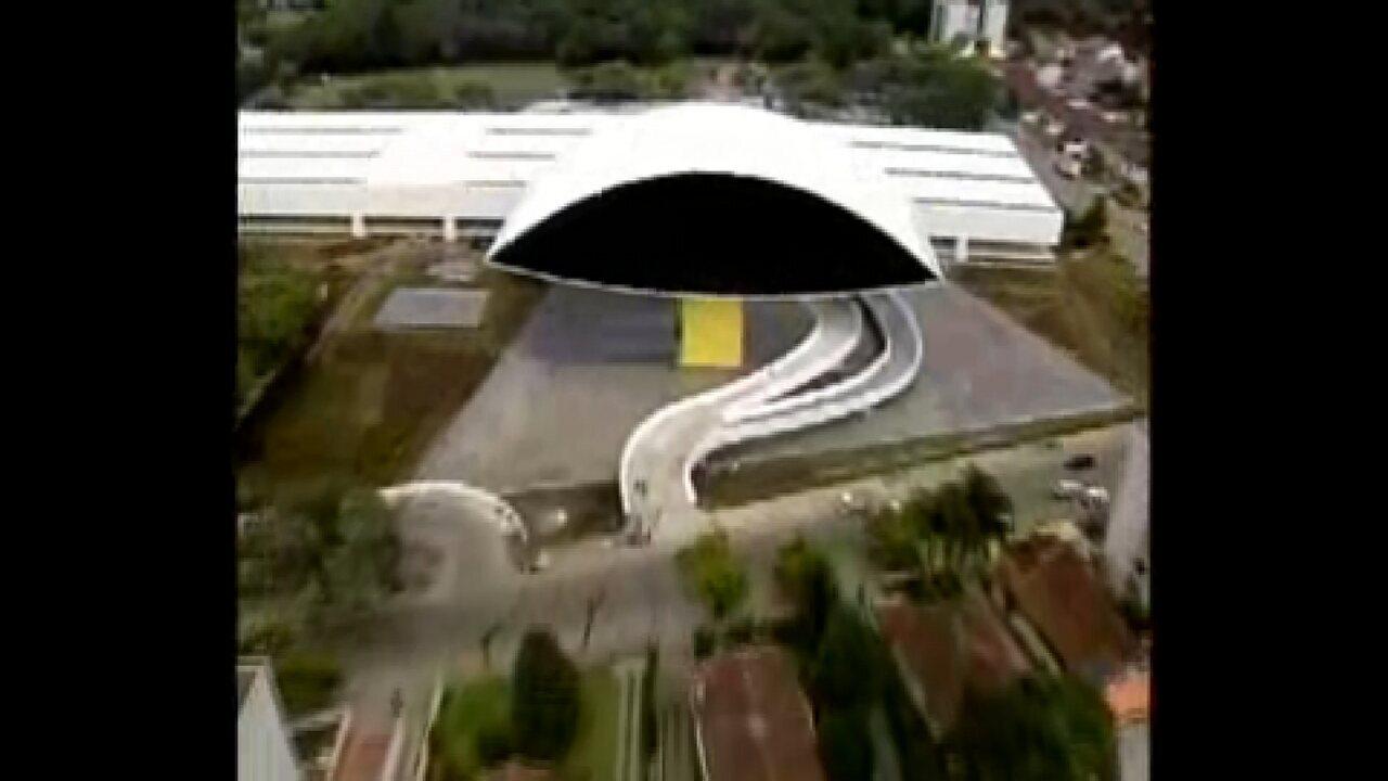 Memória RPC | 2002 | Inauguração do Museu Oscar Niemeyer, em Curitiba