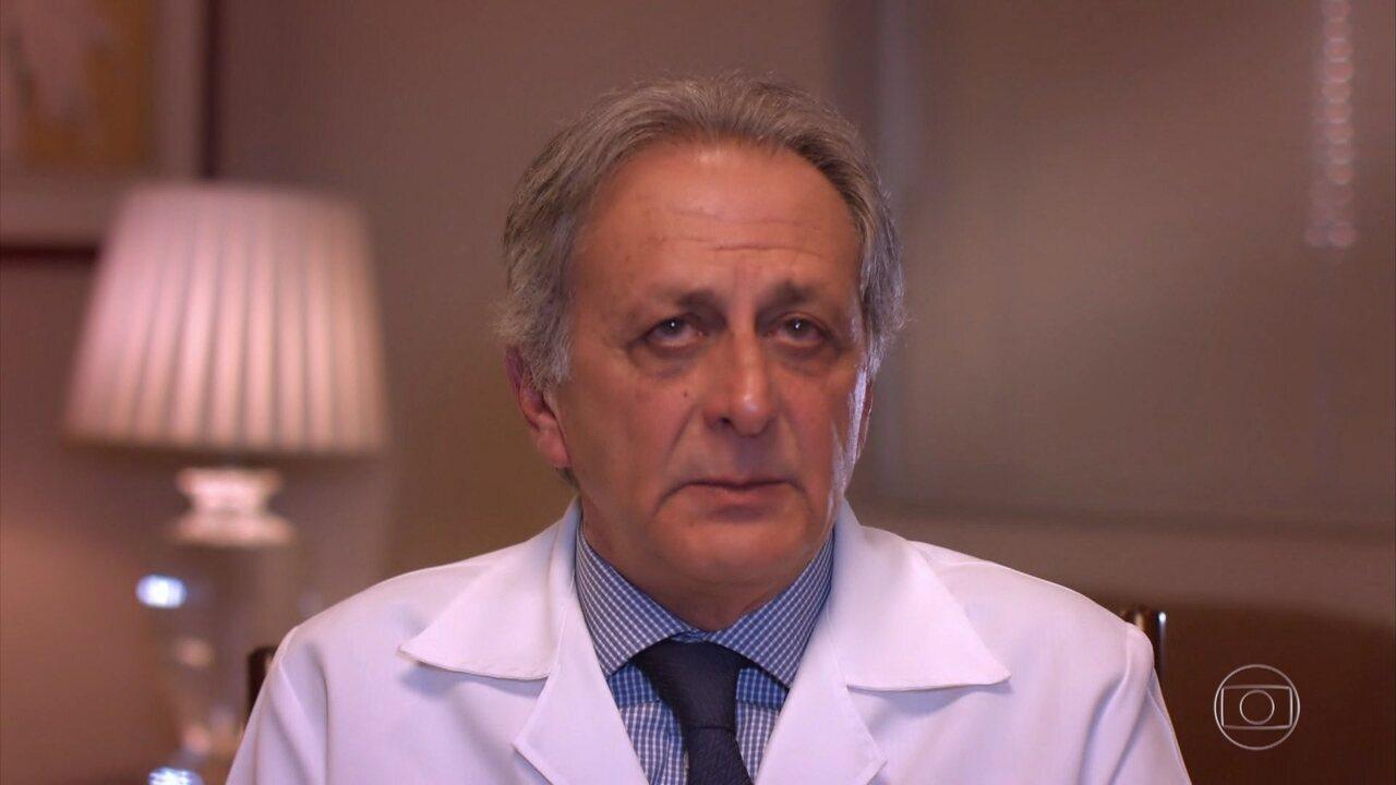Médico esclarece dúvidas sobre o diagnóstico do câncer de próstata