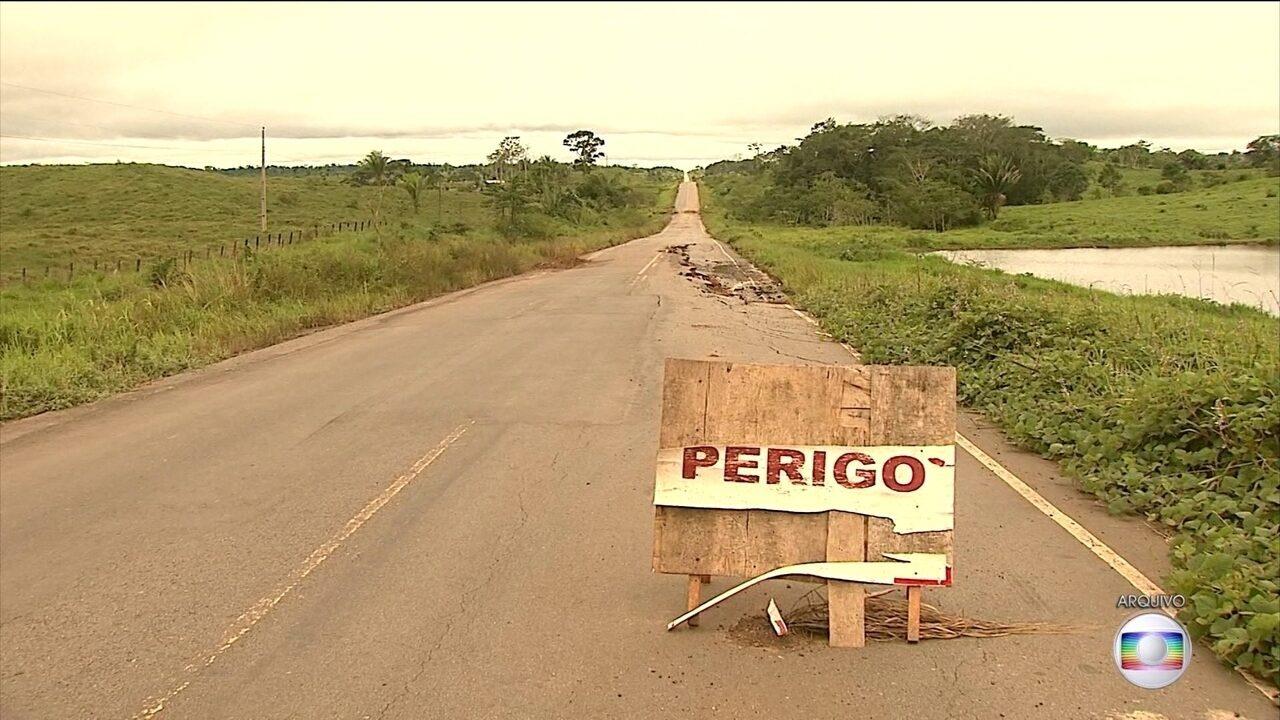 Operação Buracos apura o desvio de dinheiro público no DER do Acre