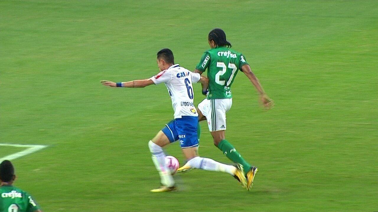 Melhores momentos: Palmeiras 2 x 2 Cruzeiro pela 31ª rodada do Brasileirão